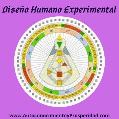 Diseño humano experimental. Autoconocimiento y prosperidad.